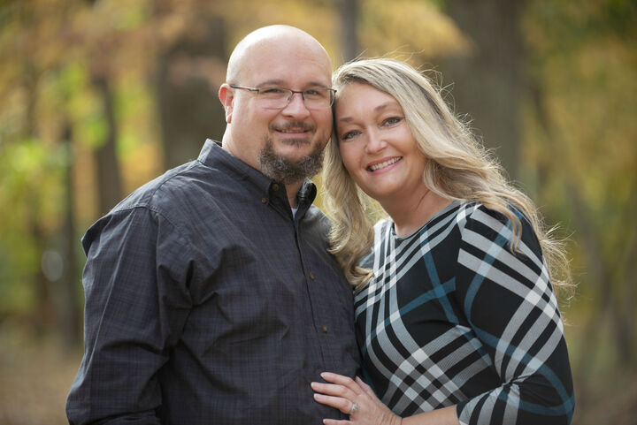 Donnie and Michelle Fritch, Associate Broker in Bloomington, BHHS Indiana Realty